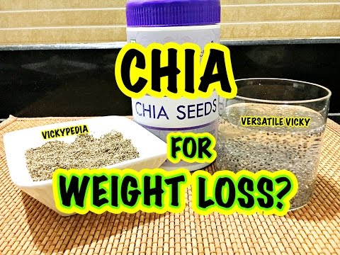Chia Seeds for Weight Loss | Chia Benefits | Quick Weight Loss with Chia Seeds