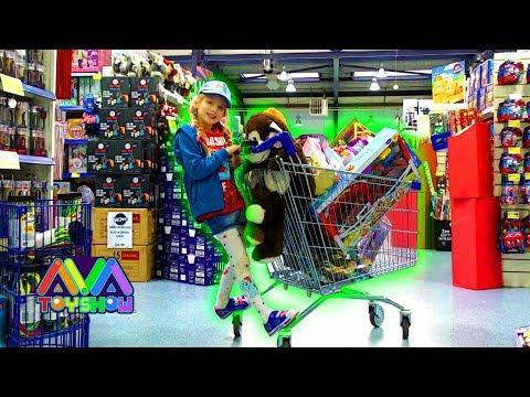 B&M Christmas toy shopping spree