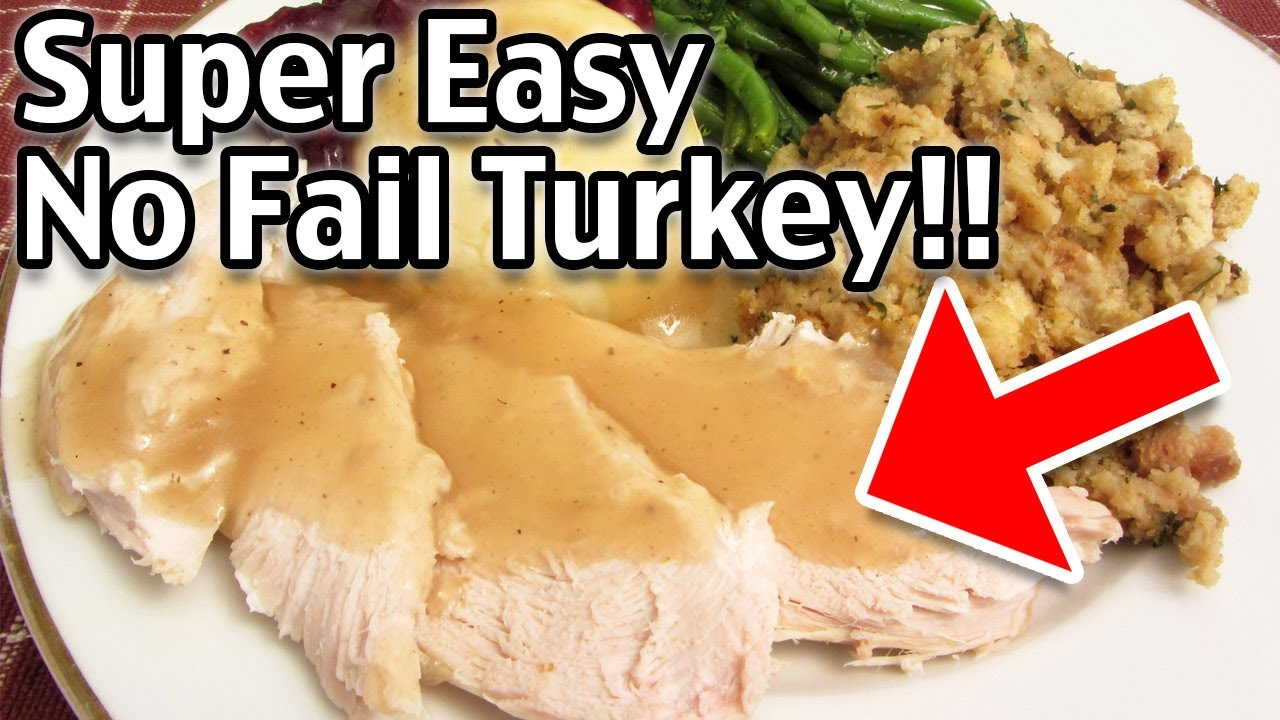 how to make the very best roast turkey youtube