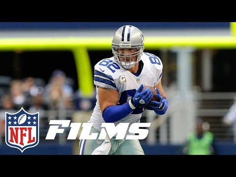 #8 Jason Witten | Top 10 Dallas Cowboys of All TIme | NFL Films
