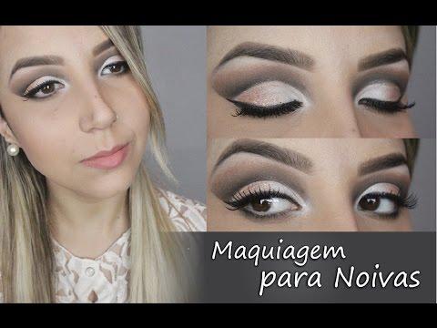 Maquiagem para Noivas (Madrinhas, Formandas...)