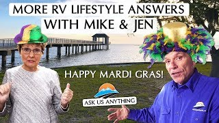 RV Questions and Answers - Our New Michigan UP Travel Guide and Ask Us Anything