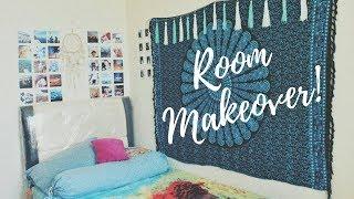 Makeover Kamar Kosan Simple | DIY Extreme Room Makeover | Dindaussmi