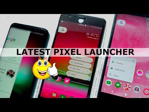 Download and Install Latest Android Oreo 2 0 Pixel launcher