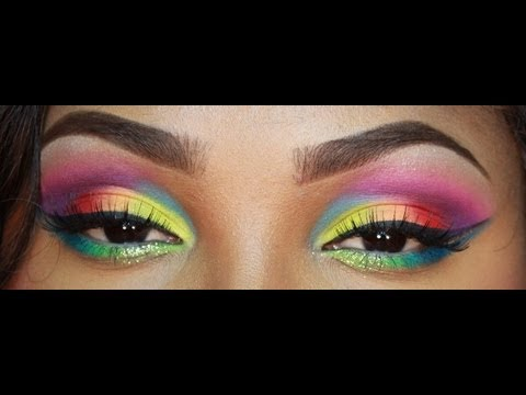take me to brazil make up tutorial using bh cosmetics take me to brazil palette youtube. Black Bedroom Furniture Sets. Home Design Ideas
