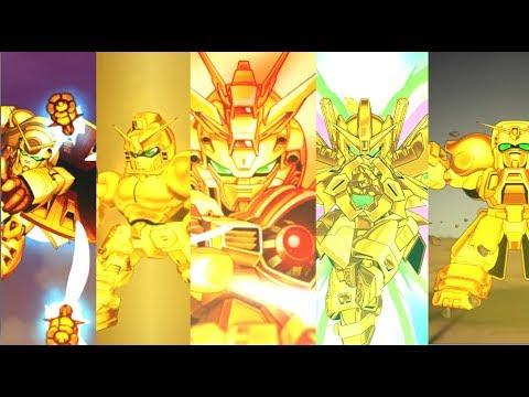 【スパロボT】シャッフル同盟5人のスーパーモード技集【スーパーロボット大戦T】