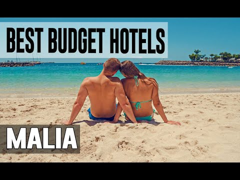Cheap And Best Budget Hotel In Malia, Greece