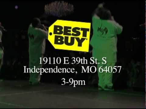 "Best Buy In-Store for ""The Gates Mixed Plate"" Album Release"