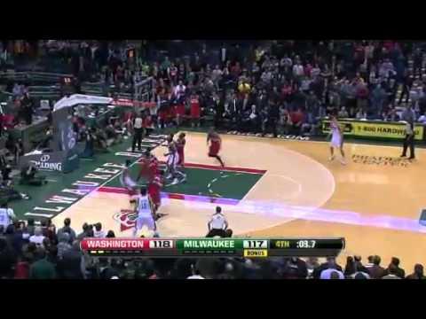 Bucks' Ersan Ilyasova: Puts up nine points in spot start