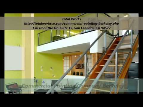 Total Works : Commercial Painting Berkeley