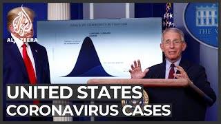 White House projects 100,000-240,000 US deaths from coronavirus