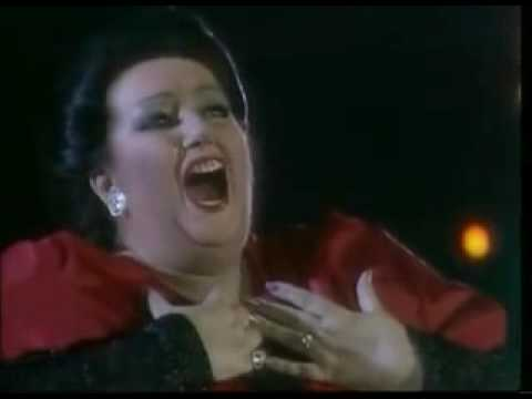 Freddie Mercury and Monserrat Caballe - How Can I Go On Live