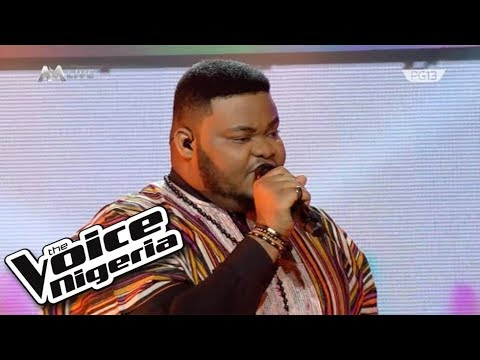 "Precious - ""Ego""/ Live Show/ The Voice Nigeria Season 2"
