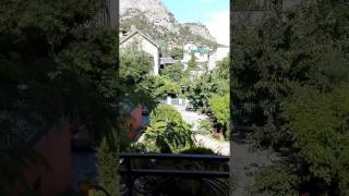 Смотреть видео апартаменты крым снять