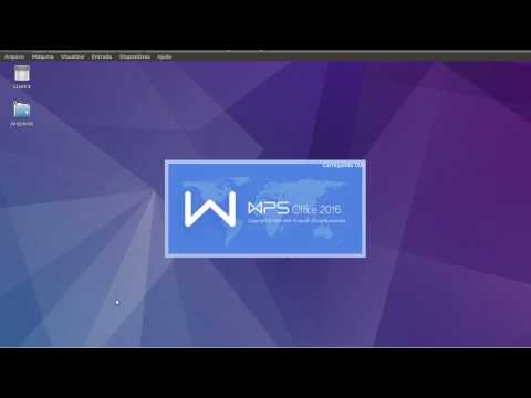 Como instalar e configurar WPS-office no Lubuntu 16.10