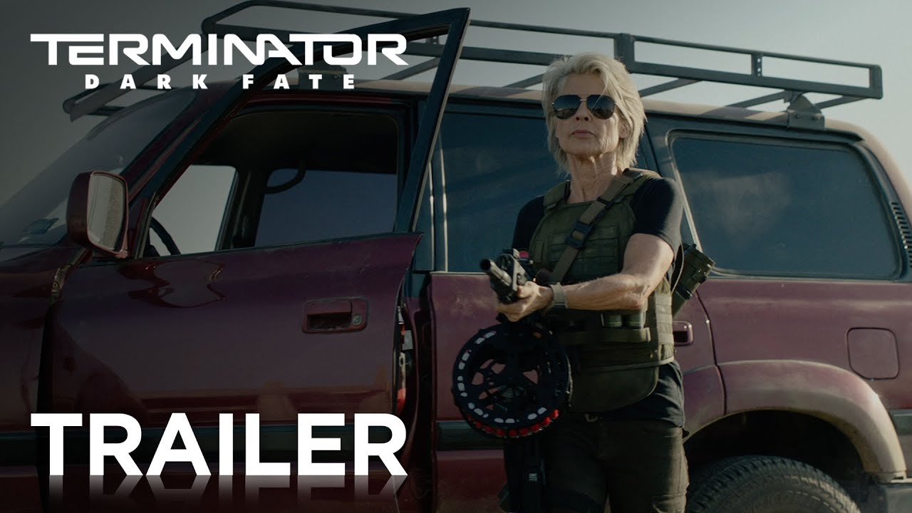 Download TERMINATOR DARK FATE   OFFICIAL HD TRAILER #1   2019