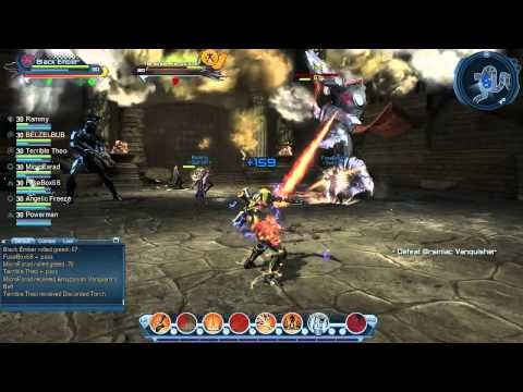DC Universe Online: Themyscira Raid - Guide and Commentary