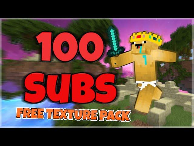 PotatoLife 100 Subs PVP TEXTURE PACK!