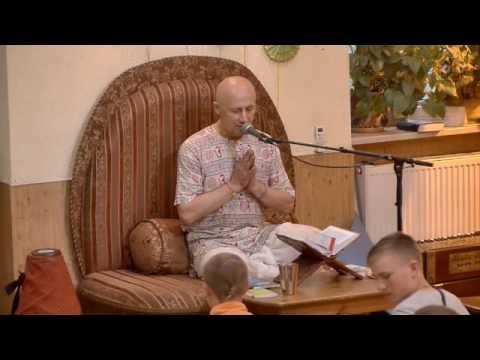 Шримад Бхагаватам 4.20.8 - Агасти Муни прабху