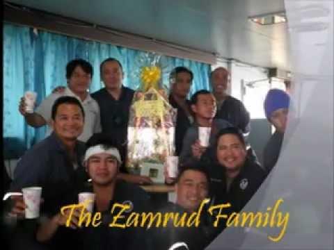Dayang Zamrud Marine Crew