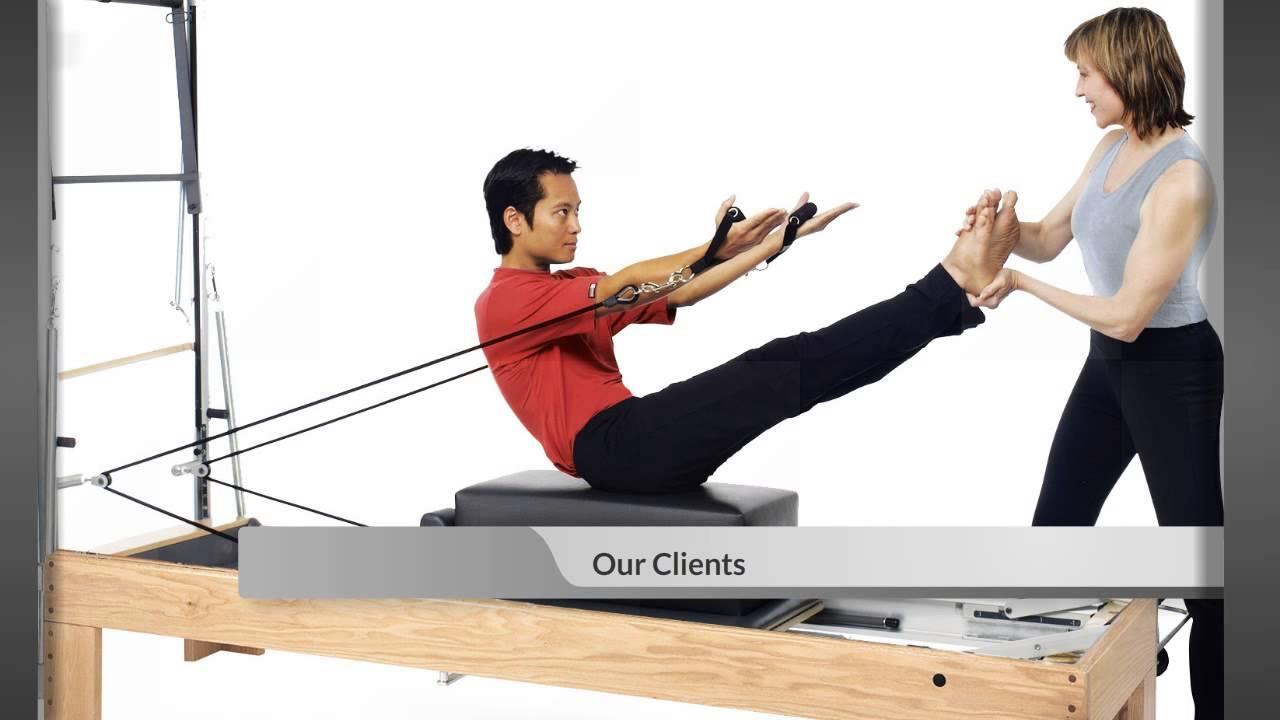 The Pilates Room - YouTube