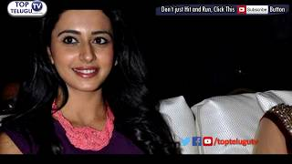 do you know what rakul has done for ram charan dhruva movie   toptelugu tv