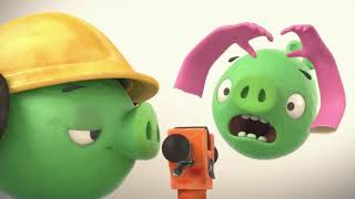 Angry Birds   Piggy Tales   Pigs at Work   Compilation Ep1 13