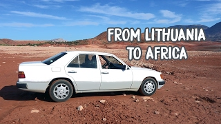 From Lithuania To Africa PART 1