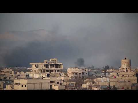 Syria's Assad Offensive Against East Ghouta Rebels Continues