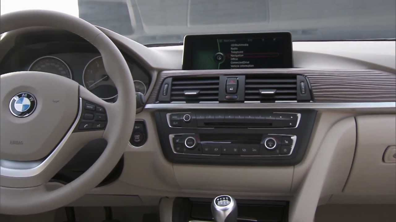 2012 bmw 3 series interior 320d modern line youtube for Bmw modern line
