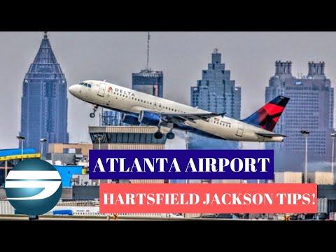 Hartsfield-Jackson Atlanta Airport: Dont' Make These Mistakes!