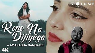 Rone Na Dijiyega By Amarabha Banerjee | Jaan Tere Naam | Kumar Sanu | Bollywood Cover Song