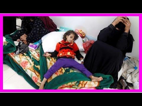 Yemen cholera cases hit 1 million in 'hideous milestone' for worst outbreak on record