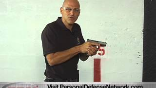 Firearms Training: Shooting Drills - Dynamic Deviation Control Drill
