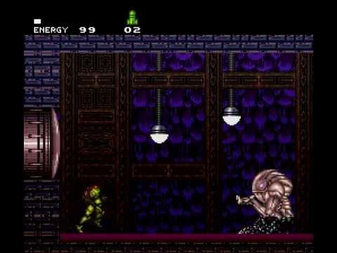 Super Metroid: Eris playthrough