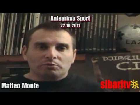Anteprima Sport: 22.10.2011