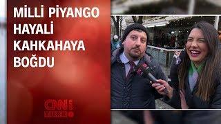 Metrobüs yolcusunun Milli Piyango hayali kahkahaya boğdu