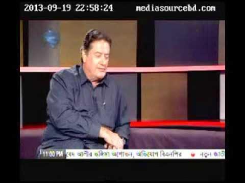 Power & Energy Crisis Solution to Bangladesh is Phulbari Coal, Gary Lye's Interview on SATV