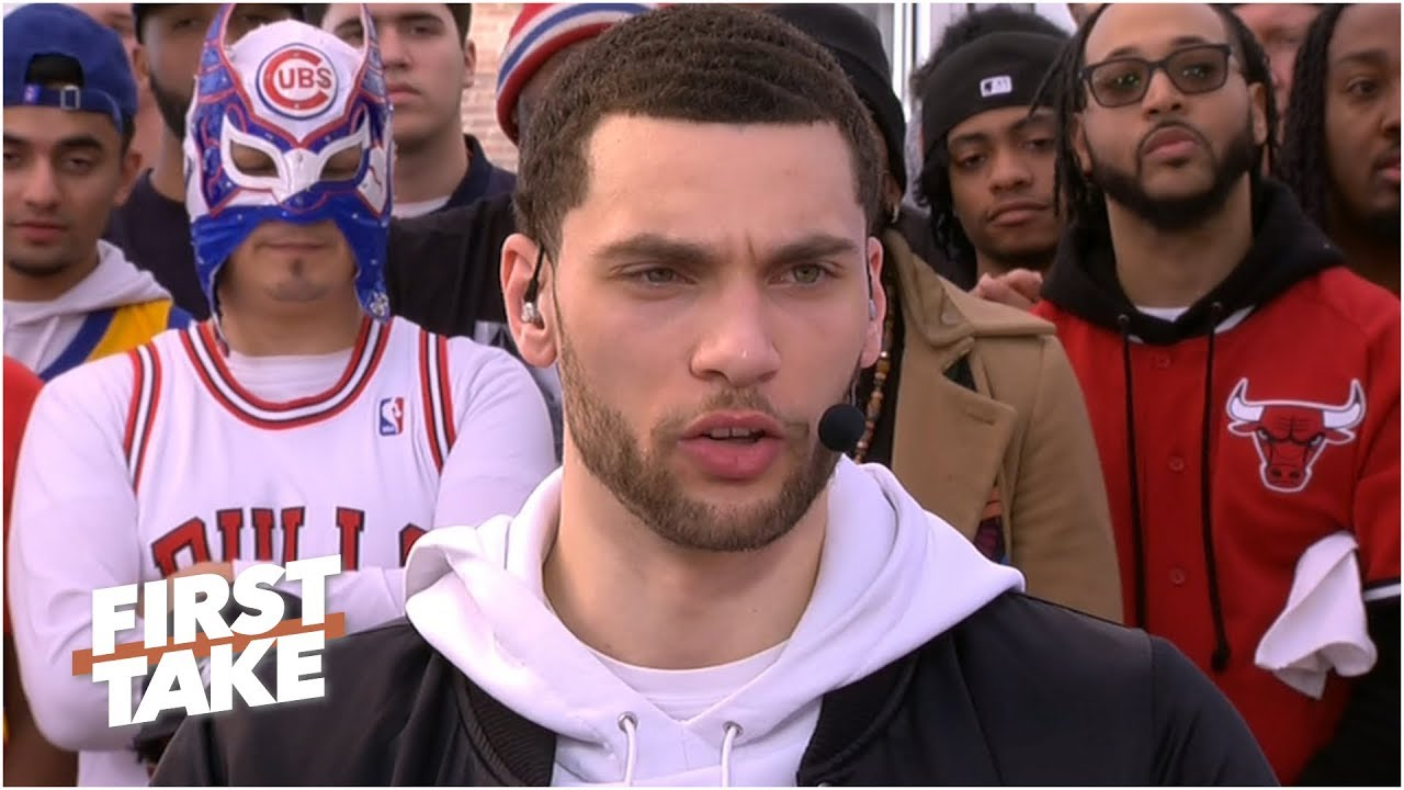 Zach LaVine: Viral 360 dunk attempt, All-Star snub & wanting to play with LeBron | First Take