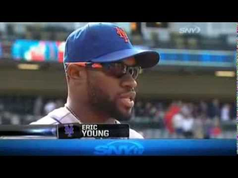 Eric Young Jr. Mets Highlights