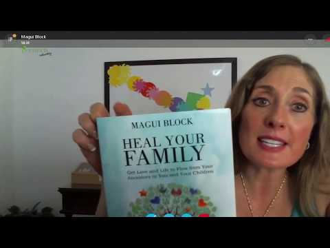 Healing The Mother with Magui Block-TU SALUD, NATURALMENTE / YOUR HEALTH, NATURALLY -