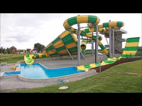 TOP 20 WATERPARKS IN EUROPE!!!