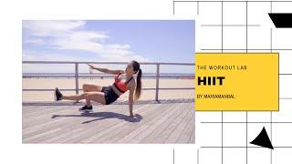 RUTINA HIIT | ENTRENANDO PARA LA VIDA | THE WORKOUT LAB