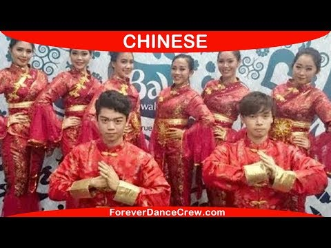 BAYWALK MALL JAKARTA TRADITIONAL MODERN CHINESE DANCE INDONESIA