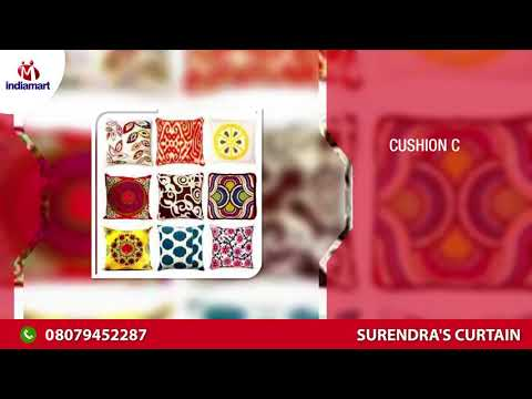 Wholesale Supplier of Designer Curtains And Fabric