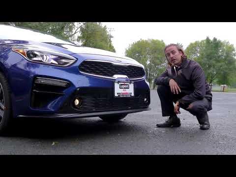Kia Forte Walk Around / Review | Lupient Kia