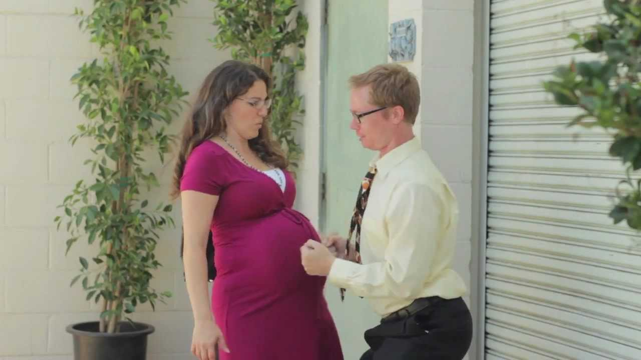 Pregnant Belly Touchers - Youtube-1687