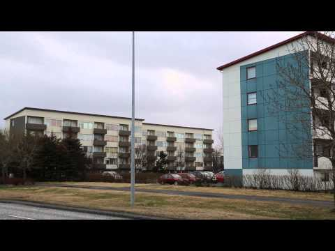 Islande Reykjavik centre ville / Iceland Reykjavik City center
