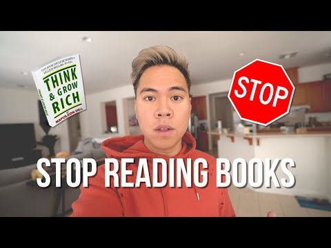 STOP Reading Books & STOP Buying Courses