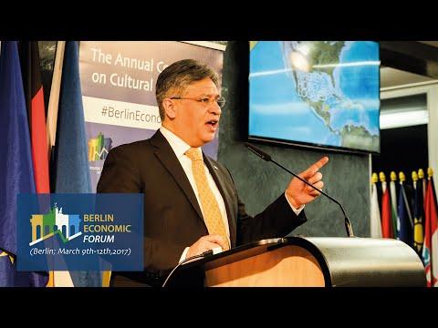 Ramón Custodio Espinoza (Ambassador of Honduras to Germany)